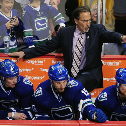 Canucks name former UMaine player John Tortorella head coach