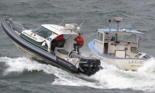 North Haven fisherman found dead aboard circling boat ...