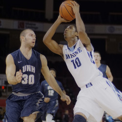 New coach welcomes Lawton back to UMaine men's basketball team