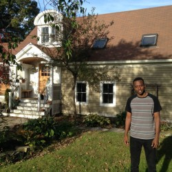 Yarmouth Stories: Abdi Iftin and Sharon McDonnell