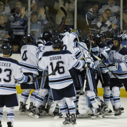 UMaine, Civic Center hope tourney is Ice Breaker for NCAA hockey regional