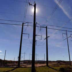 Utility completes substation, transmission line