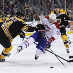 Bruins beat Canadiens for sixth straight win
