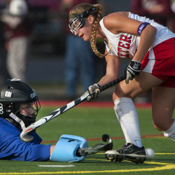 Undefeated Nokomis notches fifth field hockey win