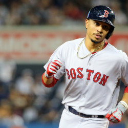 Former Sea Dogs player 'isn't looked upon as a savior of the Red Sox,' Farrell says