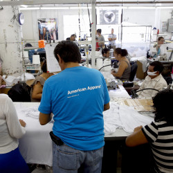 American Apparel finds CEO misused funds, failed to stop the discrediting of former employee