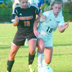 Brunswick holds off Bangor in boys soccer quarterfinal
