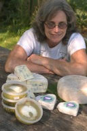 Caitlin Hunter of Appleton Creamery. Photo by Lily Piel.