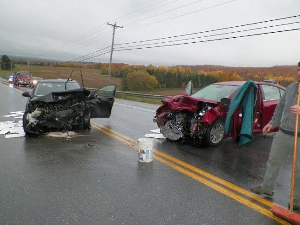 Caribou woman dies after Westfield car crash — Aroostook
