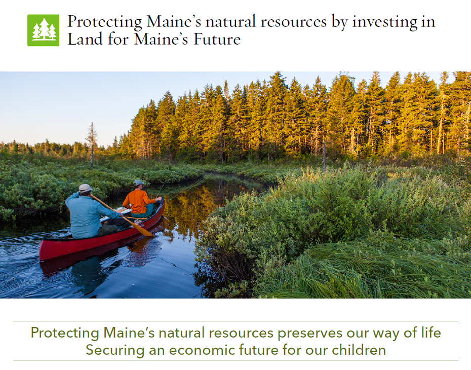 LePage's land conservation interference solidified support against him