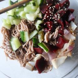 America's love: Chinese restaurant food