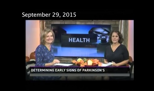 Coping with a diagnosis of Parkinson's disease