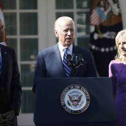Vice President Joe Biden's 'U.S. president' gaffe may be sign of his 2016 ambitions