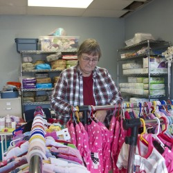 Machias center offers baby supplies, services
