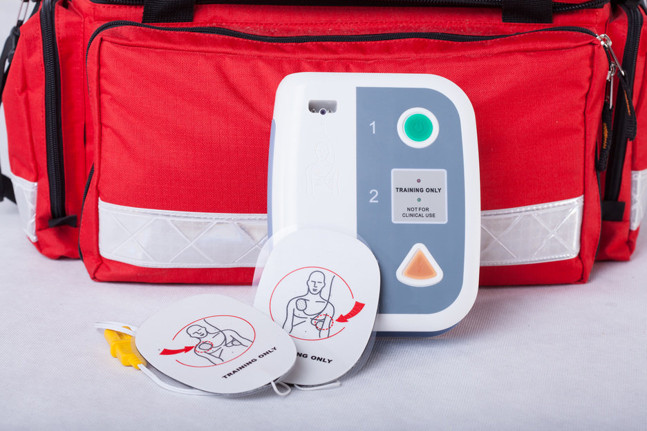 Advocates tout first aid devices