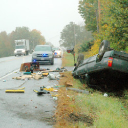 Nobleboro woman, 83, killed in Route 1 crash