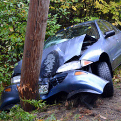 Brake failure causes three-vehicle crash on Route 1 in Wiscasset
