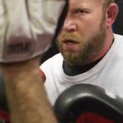 Boetsch turns to Davis, Team Irish for Bangor UFC training camp