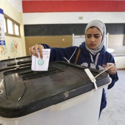 Egypt's Sisi sweeps to victory in presidential vote