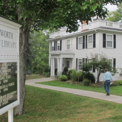 Annual Meeting of the Lincoln Memorial Library in Dennysville  Looking to Future Plans for Library's Growth