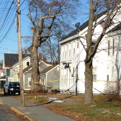 Work under way to fix up fraternity house deemed unfit for habitation