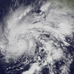 Katia weakens to Category 2 hurricane