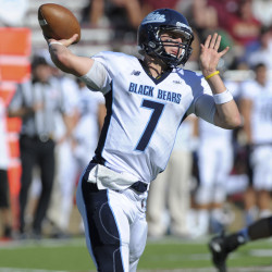 No. 6 UMaine football team on verge of CAA championship, playoff berth