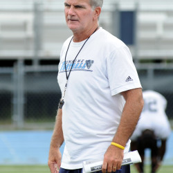 Banged-up UMaine football team trying to plug holes as opener approaches