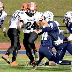 Do high school football coaches run up the score?