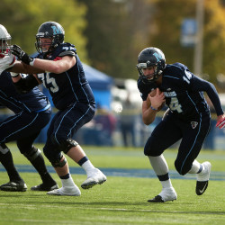 No. 14 Towson runs over No. 7 UMaine in CAA football showdown