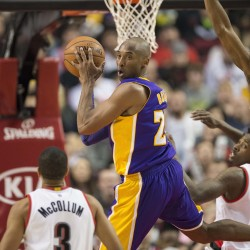 Bryant says Lakers suffering from of old age