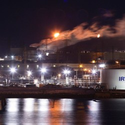 Air quality problems dog Irving's New Brunswick oil-by-rail terminal