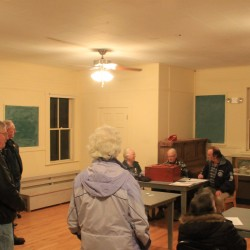 60 resident community of Bancroft waiting on plan to deorganize