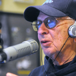 Broadcaster George Hale still going strong at 82