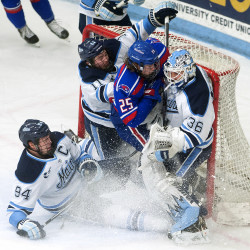 First game as head coach at Alfond Arena brings back memories for Red Gendron