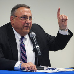 LePage vetoes bill lawmakers changed to force him to release bonds