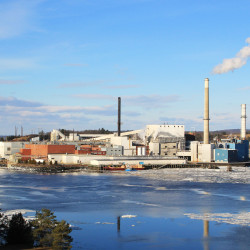 Bucksport mill demolition still on hold