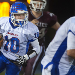 Oak Hill outlasts Bucksport to win Class D football state championship