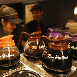 Tim Hortons closes five Maine restaurants