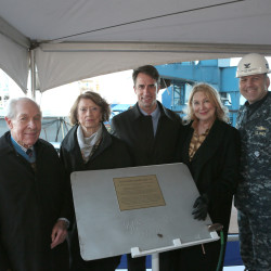 Last surviving Korean War Medal of Honor recipient honored at Maine Maritime Museum