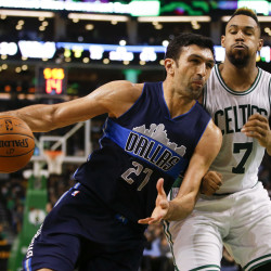 Dallas beats up sluggish Celtics