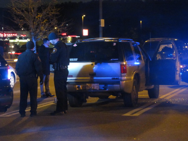 Woman Shot In Head At Shawu0027s Parking Lot In Bath