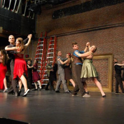 Roaring 20s Dance at the Eastport Arts Center