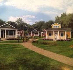 Developer plans tiny house village in York Homestead Bangor