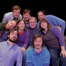 The Focus Group, organizers of the Improv ME Festival