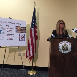 Advocates decry LePage rule change that could kick 12,000 off food stamps