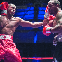 Portland's Lamour to box in Providence on Saturday night