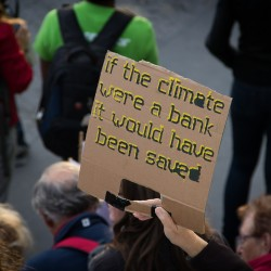 Maine residents carry differing messages to Paris climate talks
