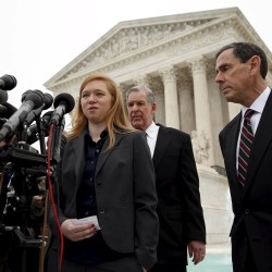 Supreme Court justices question university's race-based affirmative action