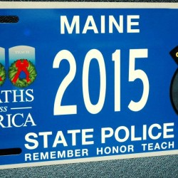 State police using pink license plates to promote breast cancer awareness